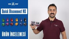 ASES Quick Disconnect NS Ürün İncelemesi